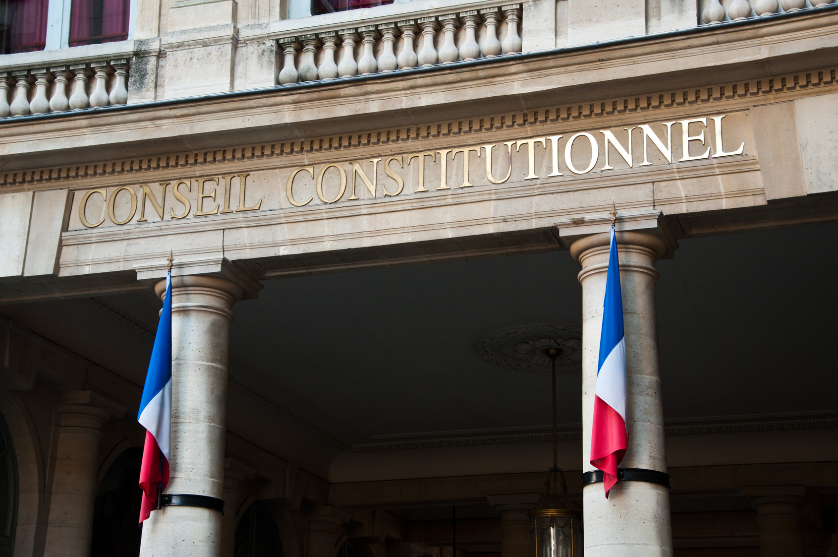 conseil contitutionel  Paris