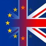 60722784 - brexit flags representing patriotic britain euro and patriotism